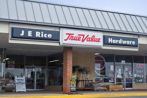JE Rice True Value